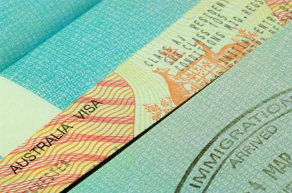 Australian Visa Application